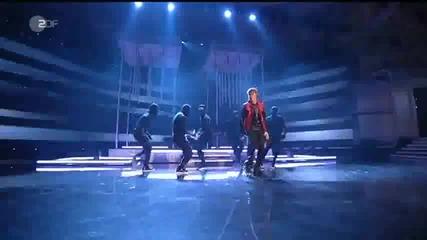 За пореден път страхотно изпълнение на Justin Bieber - Pray и Never Say Never 19.03.11