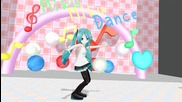 Heartcatch Paradise Miku Miku Dance
