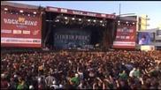 * Превод * Linkin Park - Wish ( Rock Am Ring 2004 ) Hd