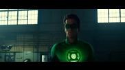 Green Lantern / Зеленият фенер (2011) 5/6 част