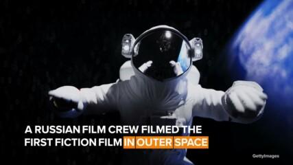 Кога ще гледаме първия филм, сниман в Космоса?
