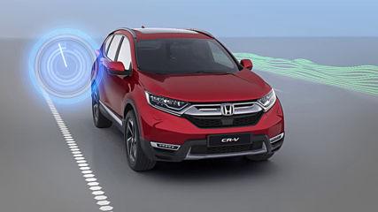 Honda CR - V