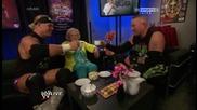 10.02.2014 Първична сила 2 * Wwe Monday Night Raw (10ти февруари 2014 година)