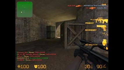 Counter Strike 1.6 respawn server