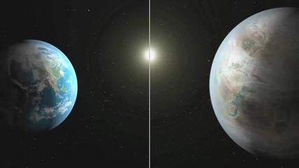 Nasa откри втора планета подобна на Земята - Kepler 452b