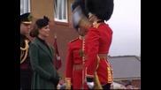 Принцовете Уилям и Хари присъстваха на сватба в Нортъмбърленд