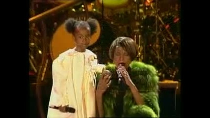 Whitney Houston-my Love Is Your Love (ft Bobbi Kristina) Divas 99
