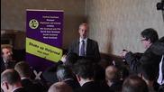 UK: Farage lauds Dutch rejection of EU-Ukraine deal at Scotland manifesto launch