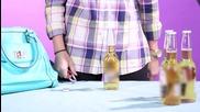 11 начина да отворите бутилка с неща от дамската ви чанта