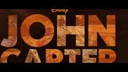 Джон Картър: между два свята - superbowl