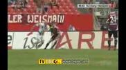 2009/8/22 Nurnberg - Hannover 0 - 2