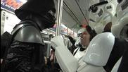 Star wars във влака