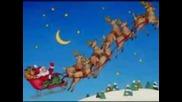 Дядо Коледа - Пияница, Наркоман И Крадец