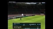 Гол с Едуардо - Fifa 10
