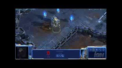 Starcraft 2 Gameplay Trailer