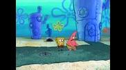 Sponge Bob - Shakira Пародия 100% Смях