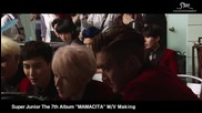 ^^ Super Junior The 7th Album ' Mamacita ' Music Video Event!! - M V Making Film ^^