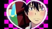 Rin x Shiemi - Heartbeat
