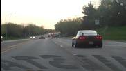 cruising around kicking clutches