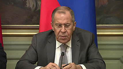 Russia: Moscow 'very worried' over US policy reversal on Israeli settlements - Lavrov