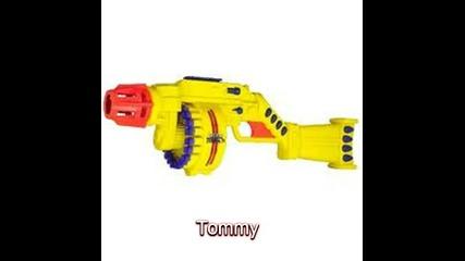 Nerf Guns (нърф Оръжия)