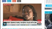 Barack Obama's Half-Sister 'Surprised' By His Singing Skills
