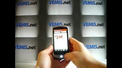 X1 Wifi Tv Бг меню 2gb Бизнес клас телефон с 2 Сим 2 Камери и светкавица от www.vemis.net