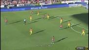 Osasuna 1:2 Fc Barcelona [liga Bbva]