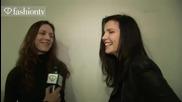 Hello Ftv - Sharon Warchol + Ali Hewson - fashiontv Ftv.com