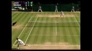 Wimbledon 2008 : Мъри - Хаас