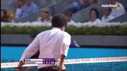 Wta 2014 Madrid Final Mария Шарапова- Симона Халеп част 2
