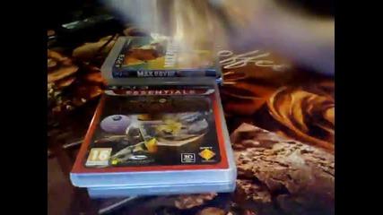 Моята playstation 3 колекция 2014 част - 1