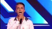Атанас Георгиев и Йоан Баков - X Factor (09.09.2014)