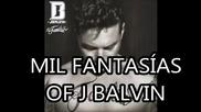Превод + Letras ! J Balvin - Mil Fantasias ( La Familia)