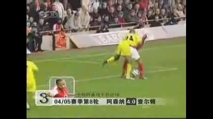 Thierry Henry - Top 10 Goals
