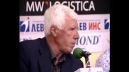 Никодимов: Аз и Стоичков доведохме Менди и Косоко в ЦСКА