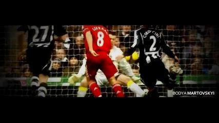 Steven Gerrard - сбогум Ливърпул