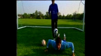 Football Freestyler Billy Wingrove On Tv S