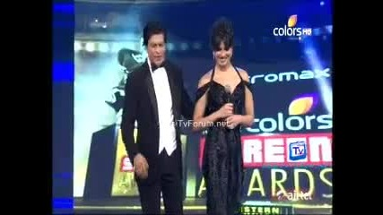19th Annual Colors Screen Awards 2013 19th January Online pt19