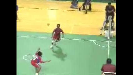 Шаолин Футбол !
