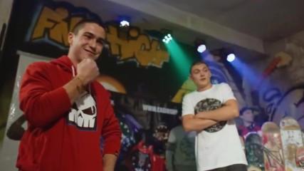 Hustlegram & Casioshop present Freestyle Battle Of the Year 2016 part 2