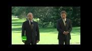 Как Путин лично защити Сноудън ! - Блестяща Реч ! уникалнно уникалнно