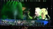 Metallica Live In Sofia 2010 The Big Four , Am I Evil, 1080phd