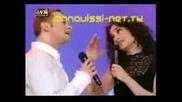 Anna Vissi & Takis Zaxaratos - Live