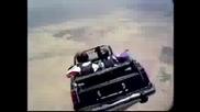 !!! Wow !!! Най - И Екстремен Скок С Автомобил От Самолет!