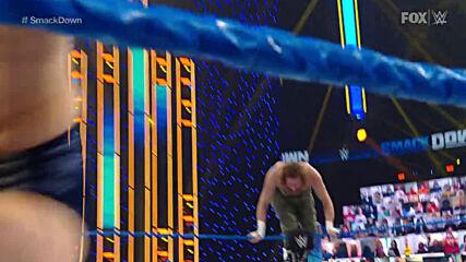Sami Zayn vs. Daniel Bryan: SmackDown, Nov. 27, 2020