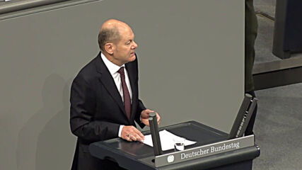Germany: Scholz says more borrowing necessary to tackle fallout of pandemic