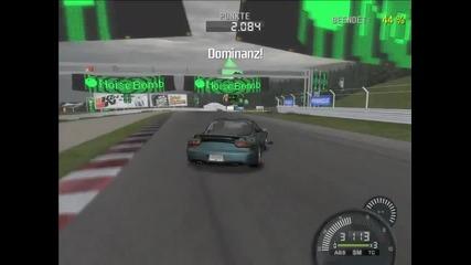Need For Speed Pro Street Dirft ;))