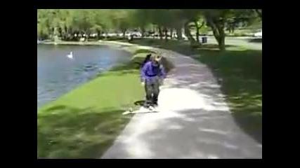 ... Justin Bieber Skateboarding ...