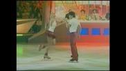 Сергей Лазарев Танци на лед